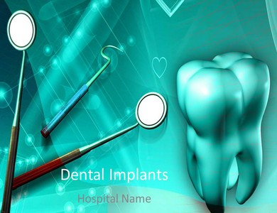 Prospering Dentistry PPT Presentation Template