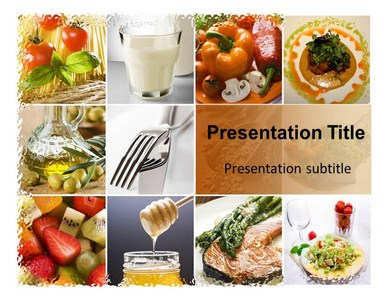 food and nutrition ppt - gse.bookbinder.co, Modern powerpoint
