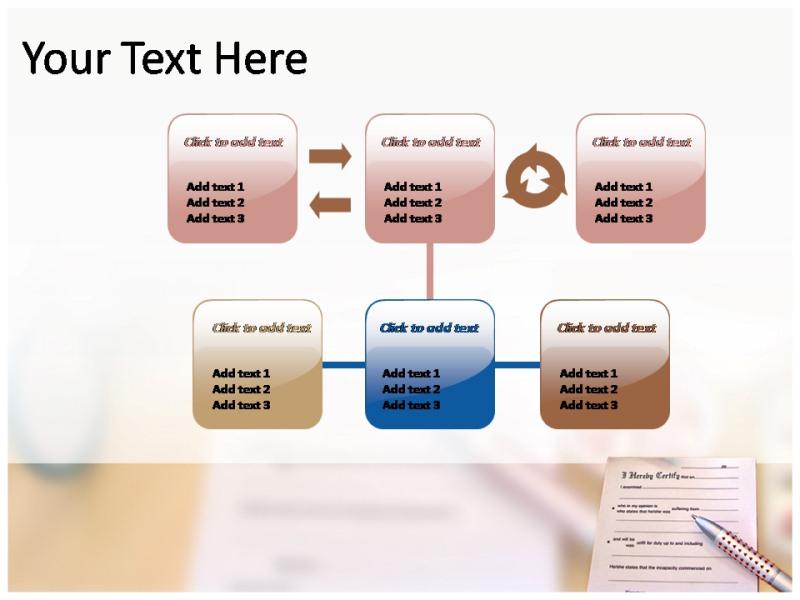 Nice image showing slide designs