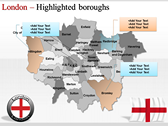 London Maps powerpoint download