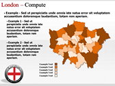 London Maps powerPoint background