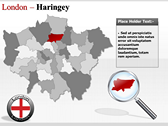 London Maps powerpoint slides download