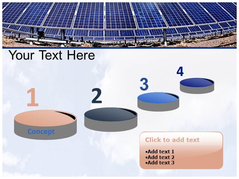 Solar energy system powerpoint templates ppt backgrounds slides download toneelgroepblik Gallery