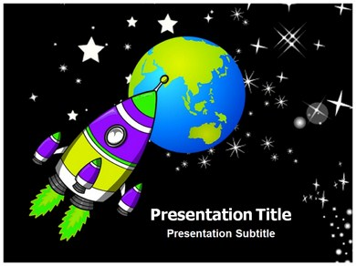 space shuttle powerpoint template - photo #22