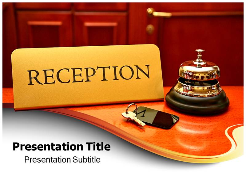 Hospitality powerpoint templates and backgrounds download toneelgroepblik Image collections