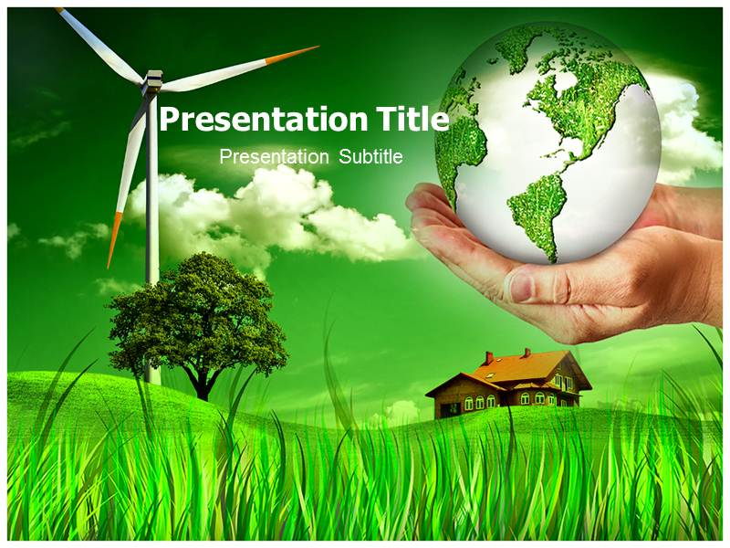 Environmental science powerpoint templates and backgrounds download toneelgroepblik Choice Image