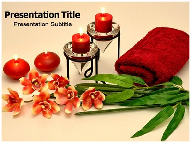 Aromatherapy PPT Presentation Template