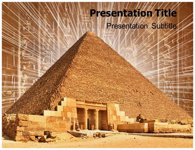 Pyramid powerpoint templates and backgrounds pyramid ppt presentation template toneelgroepblik Choice Image
