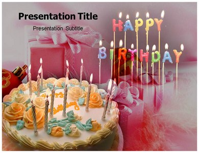 happy birthday ppt
