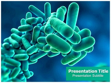 Microbiology PPT Presentation Template