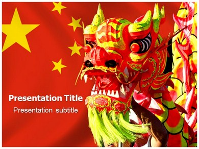 China ppt template chinese powerpoint template free artistic powerpoint templates toneelgroepblik Choice Image