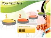 Diet Foods powerpoint template download
