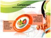 Diet Foods power Point templates