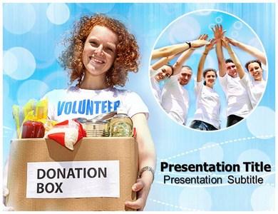 Volunteers powerpoint templates and backgrounds volunteers ppt presentation template toneelgroepblik Gallery