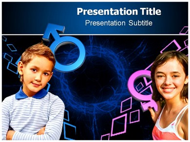 Gender PPT Presentation Template
