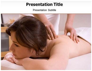 Massage Parlour PPT Presentation Template