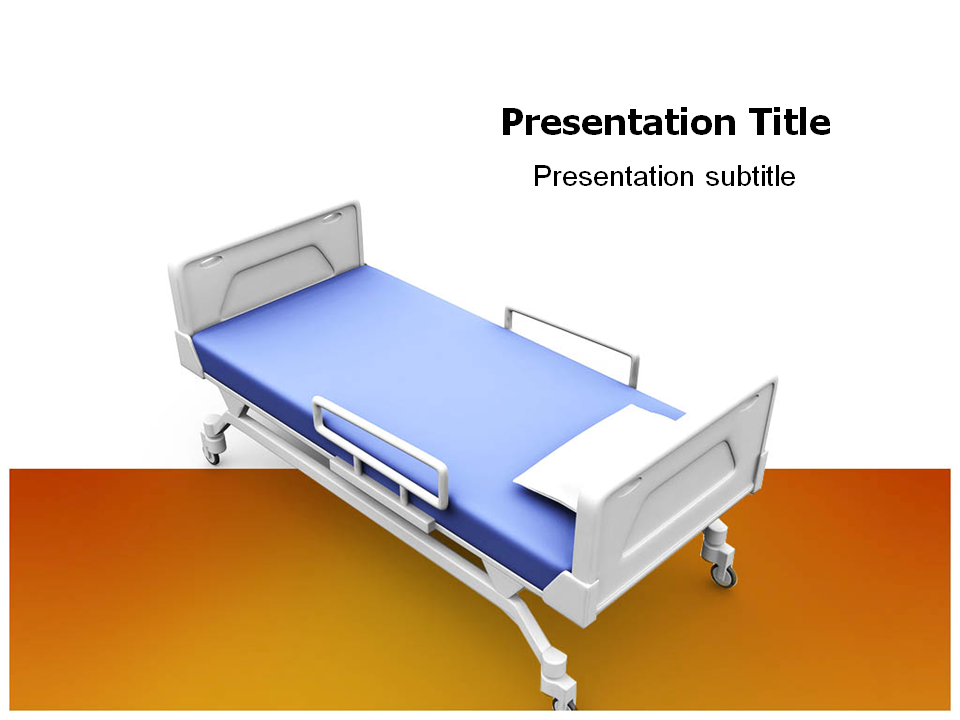 Stretcher Powerpoint Template