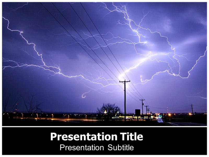 Backgrounds for lightning powerpoint background 3backgrounds lightning glass powerpoint templates and backgrounds toneelgroepblik Gallery