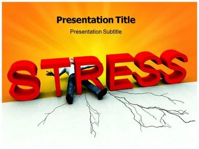 Stress Management PowerPoint Templates, PPT Backgrounds, PPT Slides