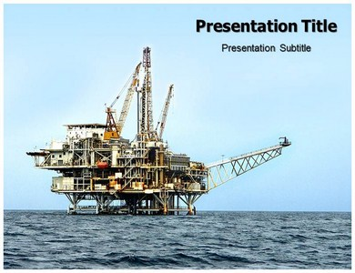 powerpoint templates oil and gas choice image - powerpoint, Presentation templates