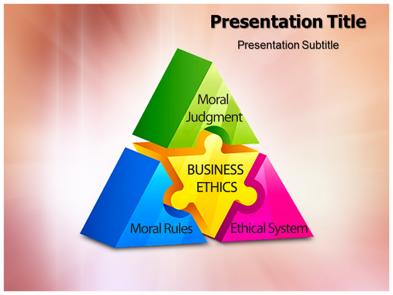Business ethics powerpoint slides powerpoint templates ppt themes download toneelgroepblik Gallery