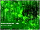 Matrix powerPoint template