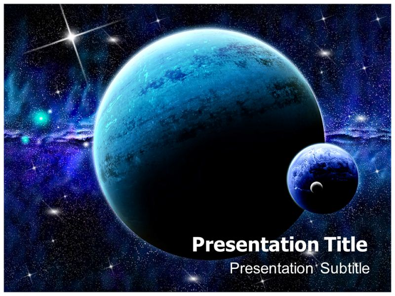 powerpoint presentation on planets - photo #8