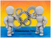 Problem Solving Definition powerPoint template