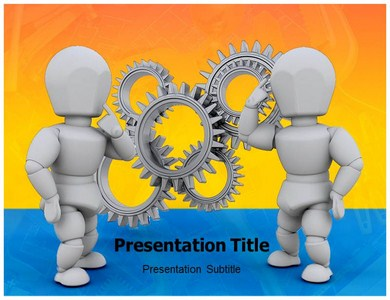 Problem Solving Definition PPT Presentation Template