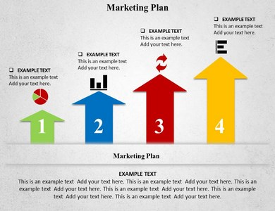 marketing plan slides - gse.bookbinder.co, Modern powerpoint