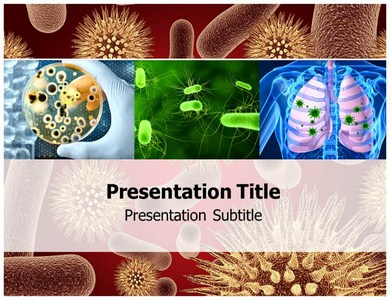 infectious disease powerpoint templates | infectious disease, Powerpoint templates