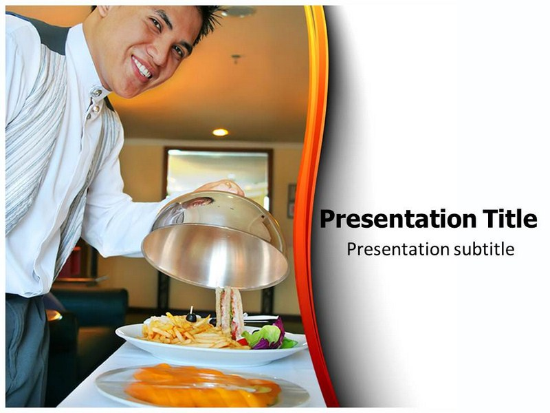 Hotel food powerpoint templates and backgrounds download toneelgroepblik Image collections
