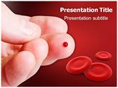 hemoglobin powerPoint template