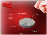 hemoglobin power point background graphics