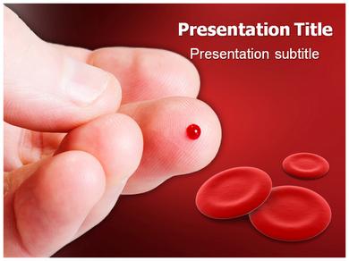 hemoglobin PPT Presentation Template