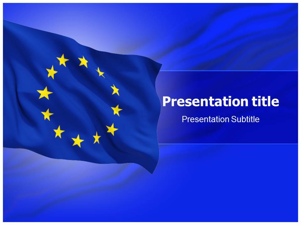 european union powerpoint templates and backgrounds, Powerpoint