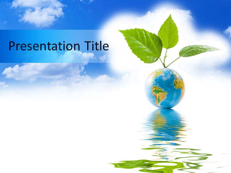 Green earth powerpoint templates ppt background on green earth download toneelgroepblik Choice Image