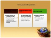 Conservation Courses ppt templates