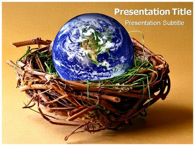 Conservation Courses PPT Presentation Template