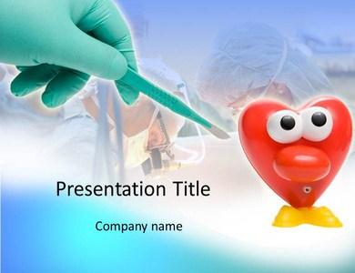 Heart Surgery PPT Presentation Template