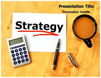 strategy planning powerpoint templates, ppt backgrounds, slides, Presentation templates