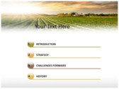 Cultivation powerpoint theme download