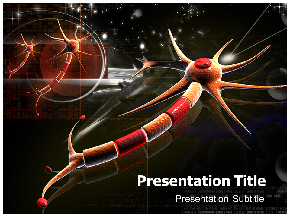Backgrounds For Nervous System Powerpoint Background | www ...