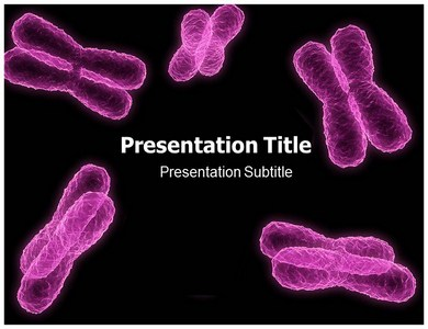 Medical powerpoint template chromosome powerpoint template the chromosome powerpoint template has been designed for the study of gene and genetics toneelgroepblik Images