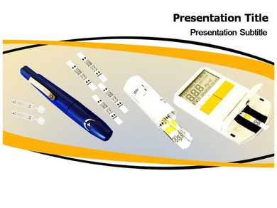 Cholesterol PPT Presentation Template