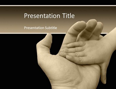 Parenting Images PPT Presentation Template
