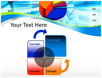 accounting concepts powerpoint presentation, powerpoint templates, Modern powerpoint