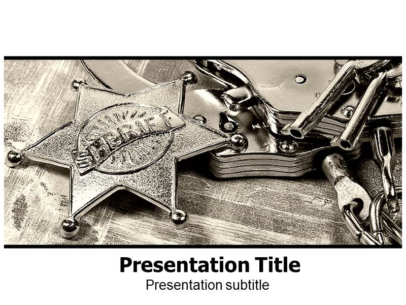 Law enforcement grants powerpoint templates and backgrounds download toneelgroepblik Image collections
