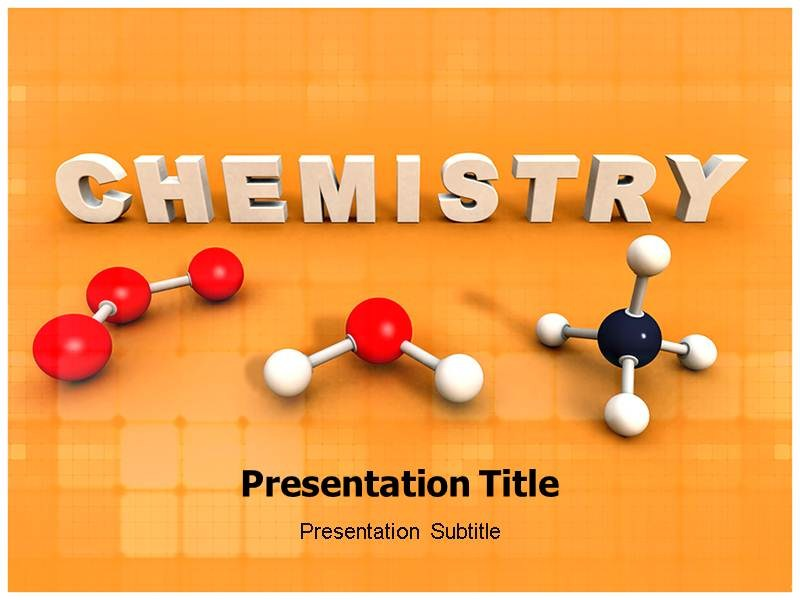 chemistry powerpoint template. 0714 business consulting chemistry, Modern powerpoint