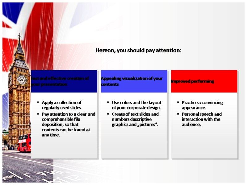 london powerpoint templates and backgrounds